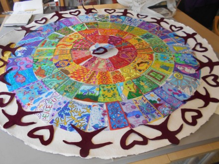 Mulberry Centre Mandala